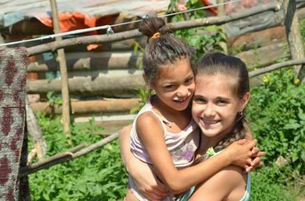 S malou Márií z ukrajinské Svaljavy
